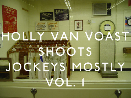 Holly Van Voast Shoots Jockeys Mostly