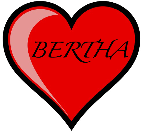I Heart Bertha