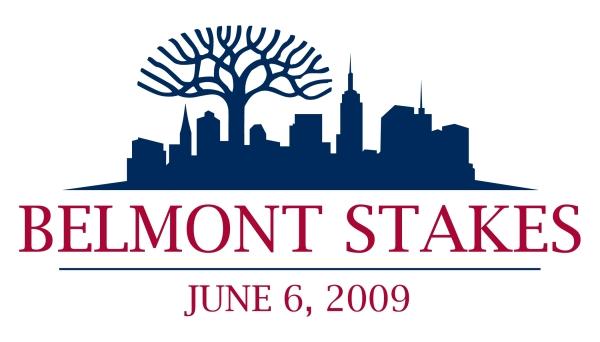2009 Belmont Stakes Logo: Sweeeet!