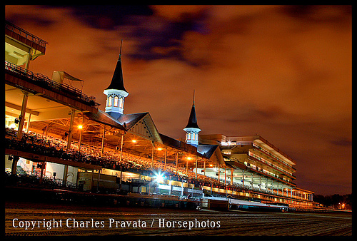 Churchill Downs, © Charles Pravata